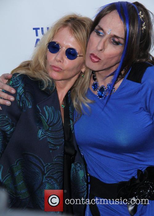 Rosanna Arquette and Alexis Arquette 3