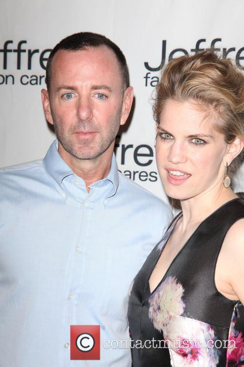 Jeffrey Kalinsky and Anna Chlumsky 1