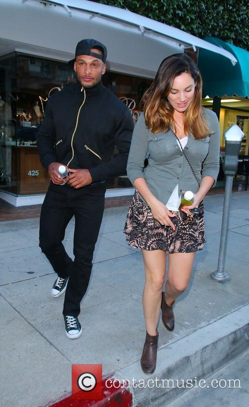 David Mclntosh and Kelly Brook 8