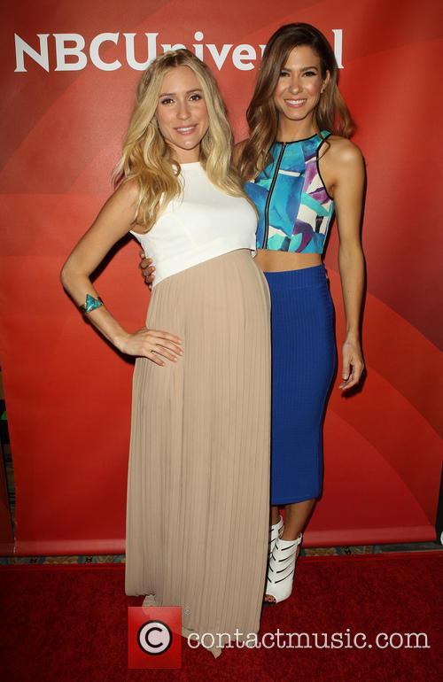 Kristin Cavallari and Orly Shani 10