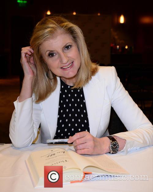 Arianna Huffington 17
