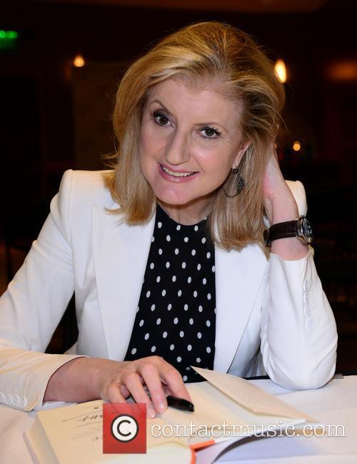 Arianna Huffington, BankUnited Center Fieldhouse