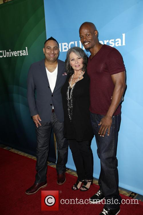 Russell Peters, Roseanne Barr and Keenen Ivory Wayans 2