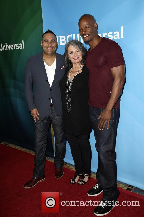 Russell Peters, Roseanne Barr and Keenen Ivory Wayans 1