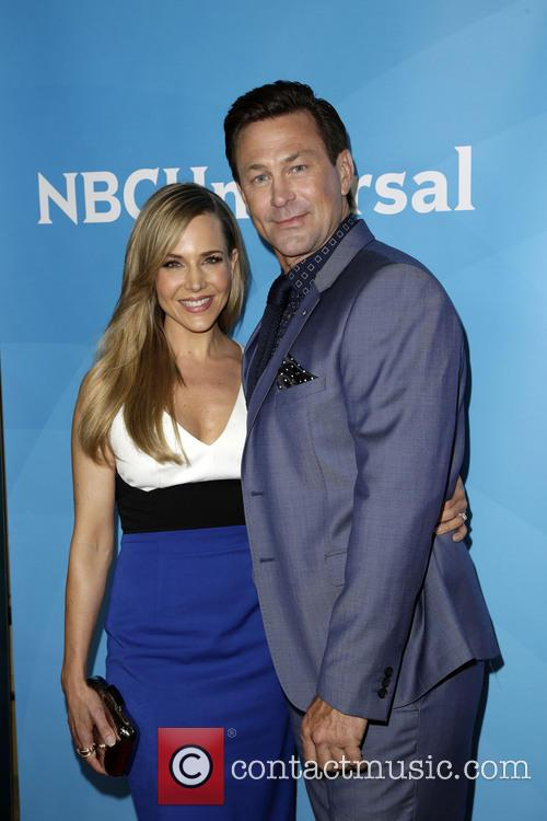 Julie Benz and Grant Bowler 9