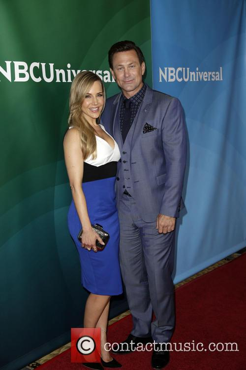 Julie Benz and Grant Bowler 11