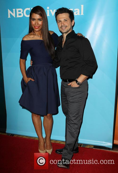 Daniella Alonso and Freddy Rodriguez 7
