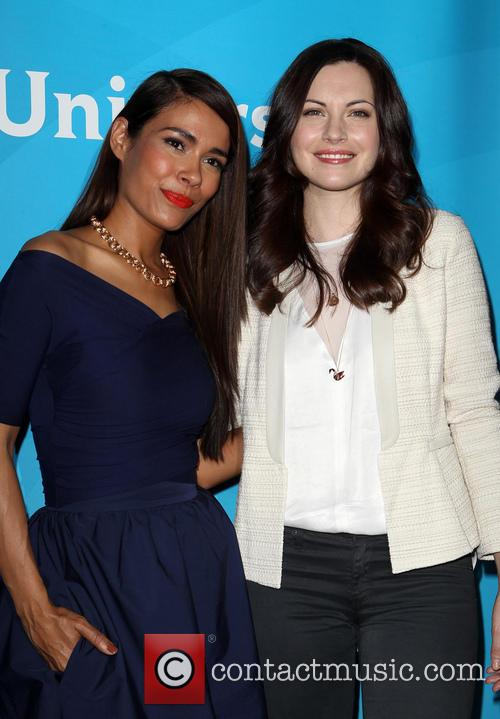 Daniella Alonso and Jill Flint 5