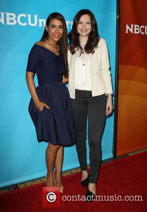 Daniella Alonso and Jill Flint 10