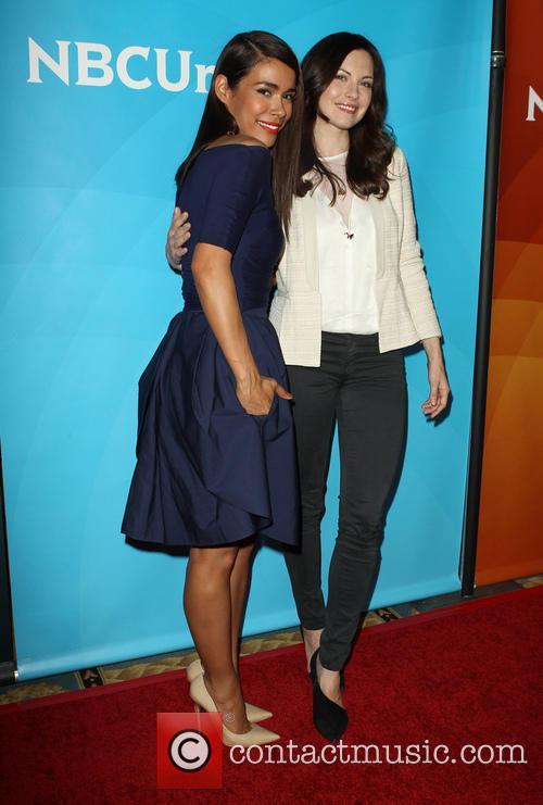 Daniella Alonso and Jill Flint 1