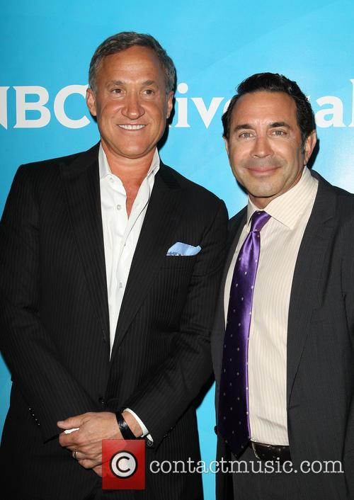 Dr Terry Dubrow and Dr. Paul Nassif 2