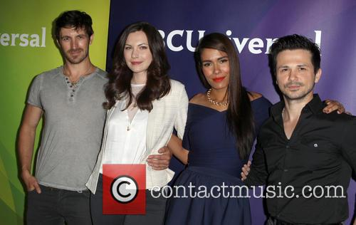 Eoin Macken, Jill Flint, Daniella Alonso and Freddy Rodriguez 5