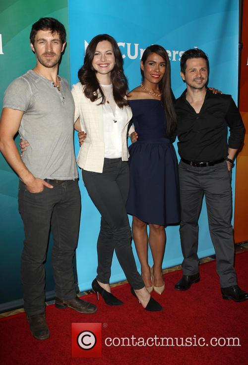 Eoin Macken, Jill Flint, Daniella Alonso and Freddy Rodriguez 8