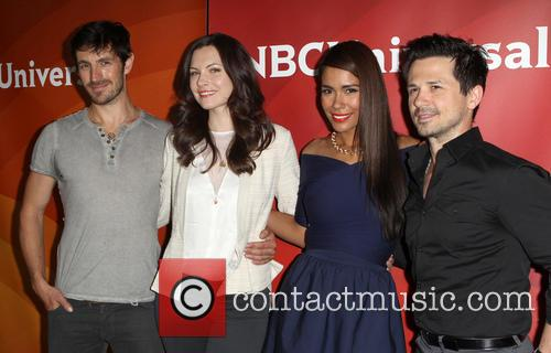 Eoin Macken, Jill Flint, Daniella Alonso and Freddy Rodriguez 10