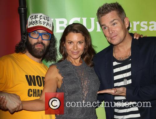 Judah Friedlander, Kari Wührer, Mark McGrath, The Langham Huntington