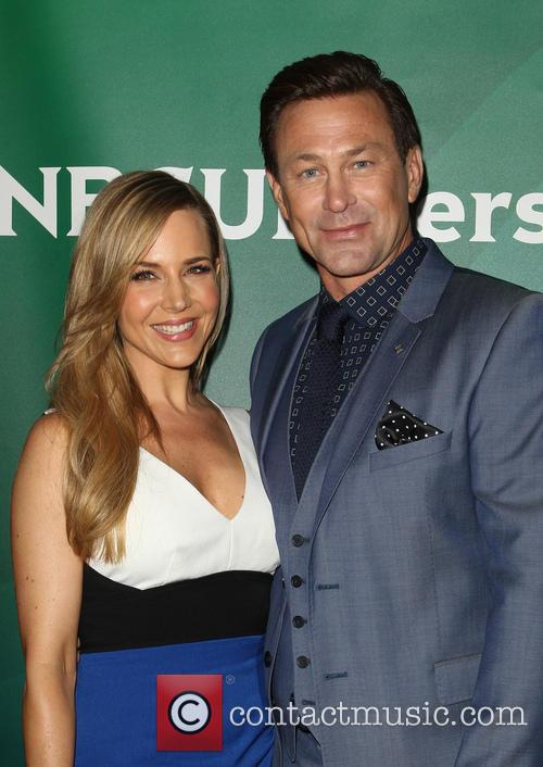 Julie Benz and Grant Bowler 3