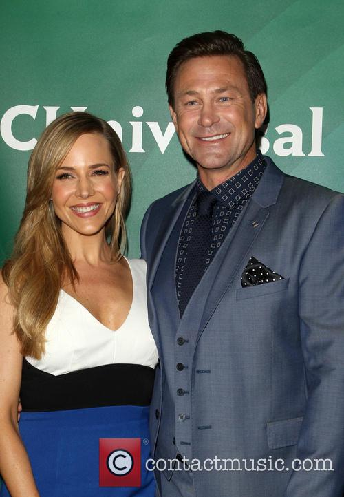 Julie Benz and Grant Bowler 1