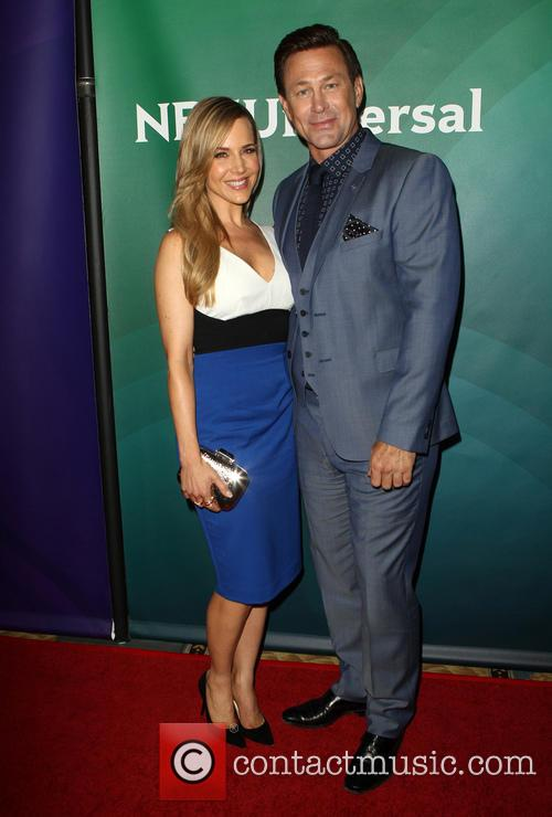 Julie Benz and Grant Bowler 4