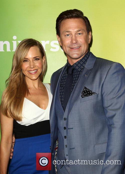 Julie Benz and Grant Bowler 5