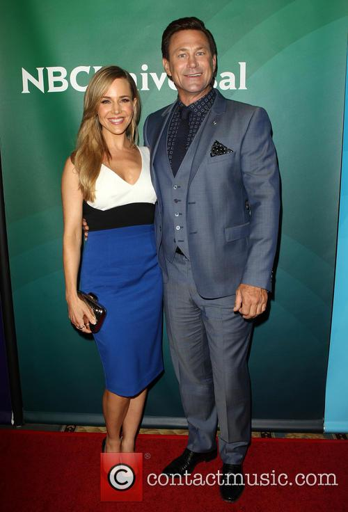 Julie Benz and Grant Bowler 7