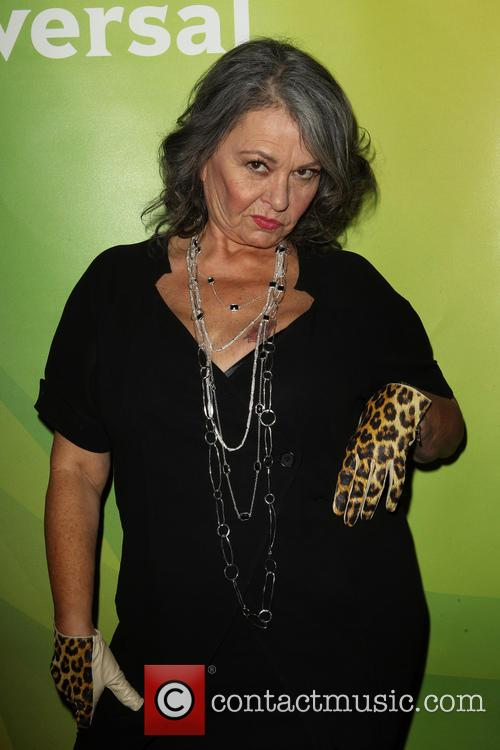 Roseanne Barr, The Langham Huntington