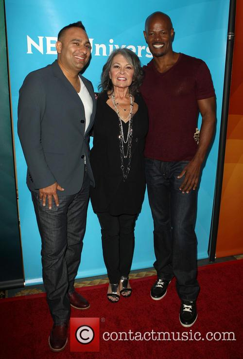 Russell Peters, Roseanne Barr and Keenen Ivory Wayans 11