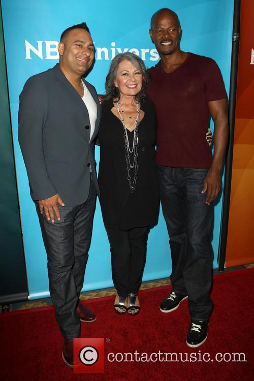 Russell Peters, Roseanne Barr and Keenen Ivory Wayans 3