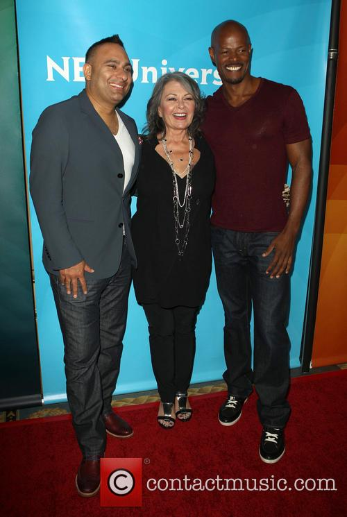 Russell Peters, Roseanne Barr, Keenen Ivory Wayans, The Langham Huntington