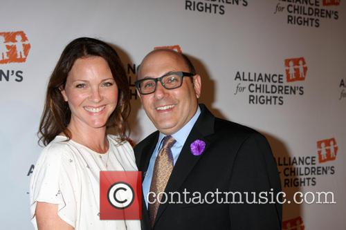 Kelli Williams and Willie Garson 3