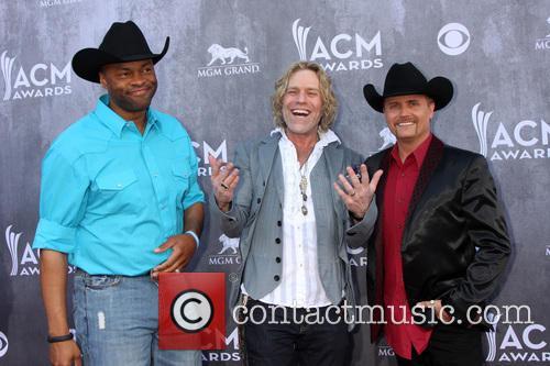 Cowboy Troy and Big & Rich 4