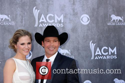 Jessica Craig and Clay Walker 2