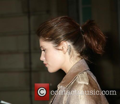 gemma arterton special screening of gucci and 4145906