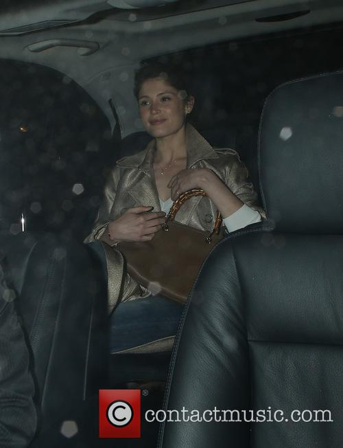 gemma arterton special screening of gucci and 4146137
