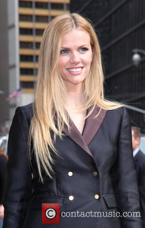 brooklyn decker the late show with david 4145174