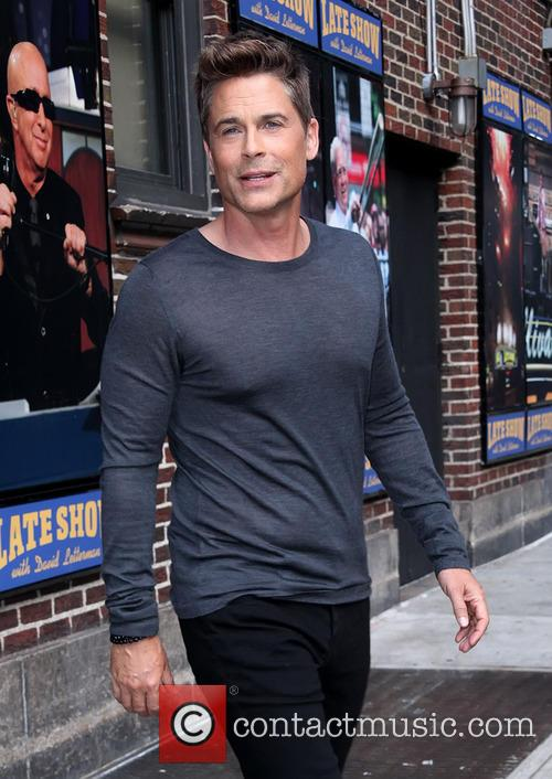 rob lowe the late show with david 4147719
