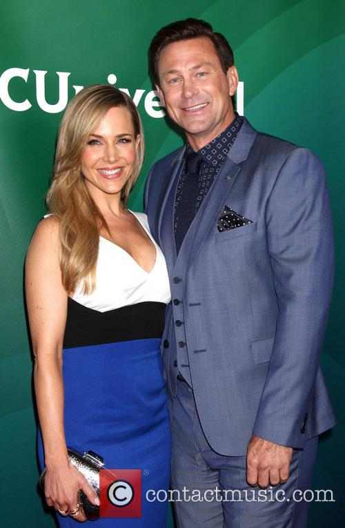 Julie Benz and Grant Bowler 2