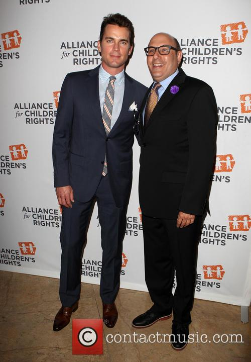 Tim Dekay and Willie Garson 3