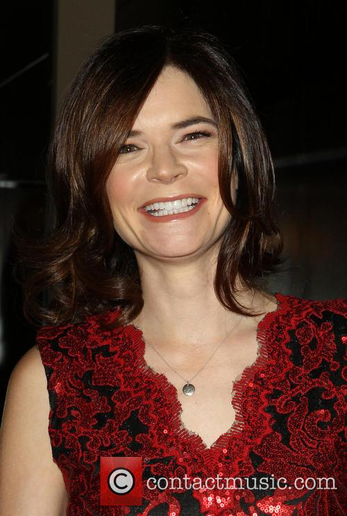 Betsy Brandt, The Beverly Hilton Hotel