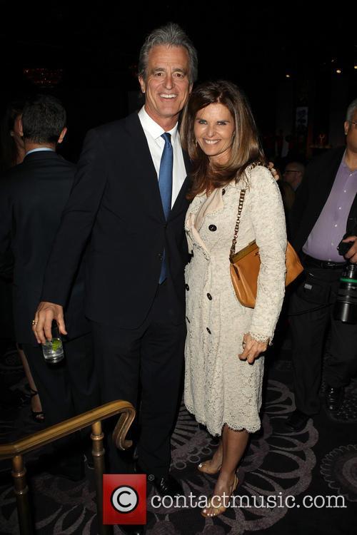 Bobby Shriver, Maria Shriver, The Beverly Hilton Hotel