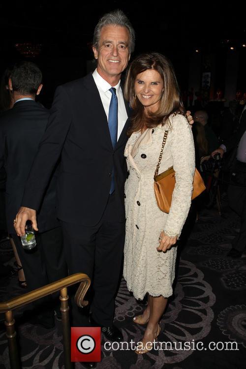 Bobby Shriver and Maria Shriver 1