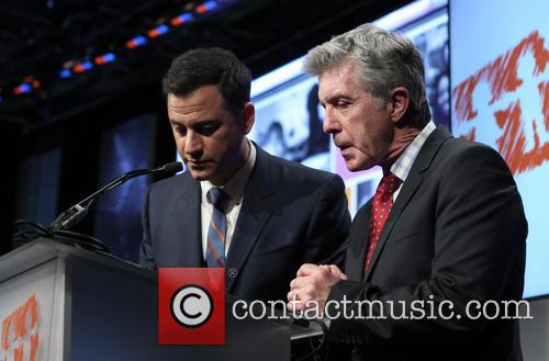 Jimmy Kimmel and Tom Bergeron 10