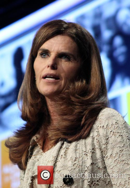 Maria Shriver, The Beverly Hilton Hotel