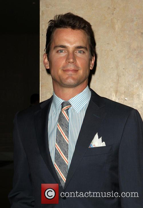 Matt Bomer, The Beverly Hilton Hotel