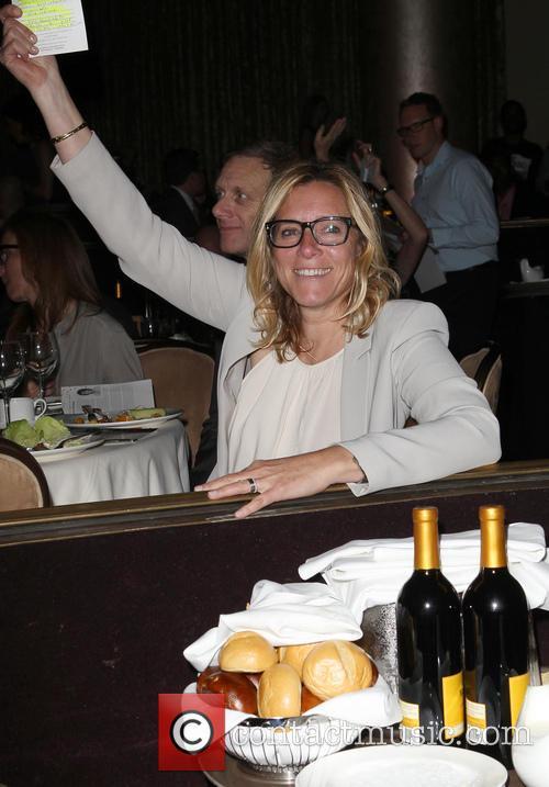 The Alliance, Nina Lederman, The Beverly Hilton Hotel