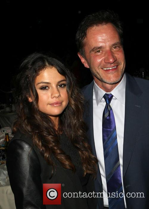 Selena Gomez and Tim Dekay 4