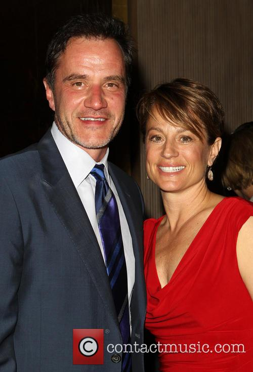 Tim Dekay and Elisa Taylor