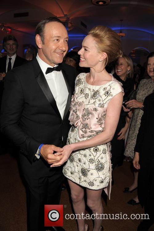 Kevin Spacey and Kate Bosworth 1