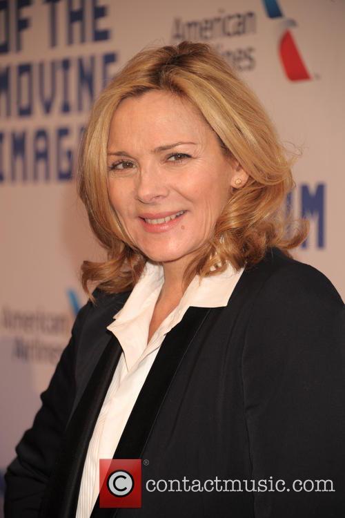 Kim Cattrall 1