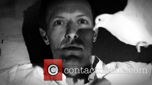Coldplay reveal still from video for their new...