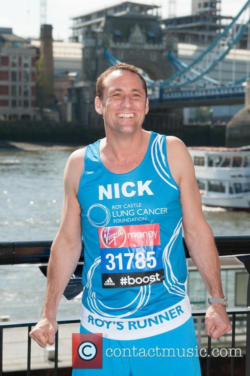 Virgin London Marathon: Celebrities